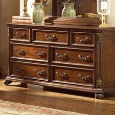Messina Estates 7 Drawer Dresser