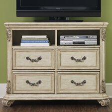 Messina Estates II 4 Drawer Dresser