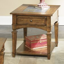 <strong>Liberty Furniture</strong> Sante Fe End Table