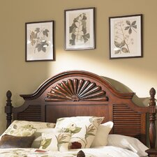 Royal Landing Poster Panel Headboard
