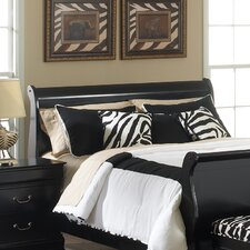 Carrington Sleigh Headboard