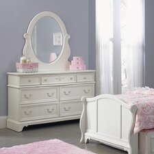 <strong>Liberty Furniture</strong> Arielle 7 Drawer Dresser