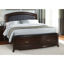 <strong>Liberty Furniture</strong> Avalon Storage Panel Bed