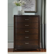 <strong>Liberty Furniture</strong> Avalon 5 Drawer Chest