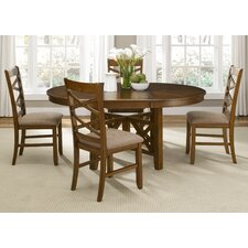<strong>Liberty Furniture</strong> Bistro 5 Piece Dining Set