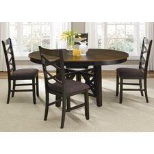 Bistro II 5 Piece Dining Set