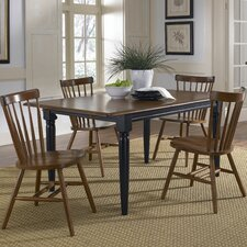 Creations II Casual 5 Piece Dining Set