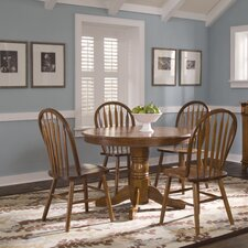 <strong>Liberty Furniture</strong> Nostalgia Casual 5 Piece Dining Set