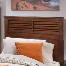 <strong>Liberty Furniture</strong> Chelsea Square Youth Bedroom Panel Headboard in Burnished Tobacco