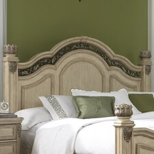 Messina Estates Panel Headboard