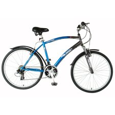 Men's 21-Speed Sportsman Comfort Bike