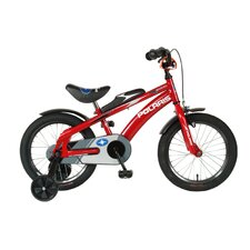 "Edge LX120 16"" Youth Bike with Training Wheels"