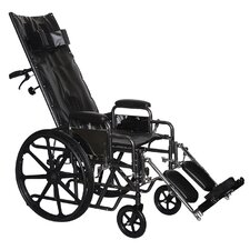 Full Reclining Bariatric Wheelchair