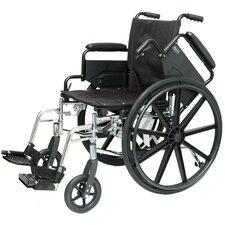 Deluxe Lightweight Bariatric Wheelchair
