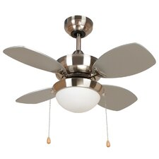"28"" Hurricane 4 Blade Ceiling Fan"