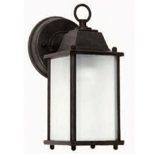 <strong>Yosemite Home Decor</strong> Tara 1 Light Outdoor Wall Lantern
