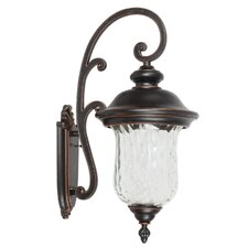 Sugar Pine 1 Light Wall Lantern