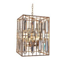Isberg Pass 4 Light Foyer Pendant
