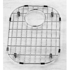 "<strong>Yosemite Home Decor</strong> 10"" x 15"" Sink Grid with Rubber Feet"