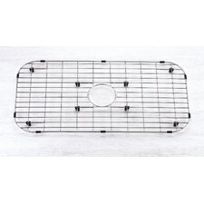 "<strong>Yosemite Home Decor</strong> 28"" x 14"" Sink Grid with Rubber Feet"