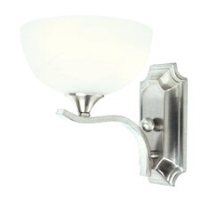 Glacier Point 1 Light Wall Sconce