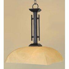 Half Dome 1 Light Pendant
