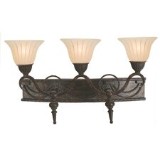 Isabella 3 Light Vanity Light