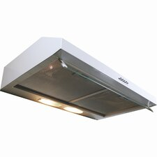 "Builder Series 30"" Undercabinet Range Hood with 190 CFM Internal Blower"
