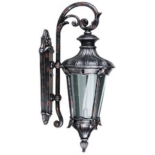 Leonardo 2 Light Outdoor Wall Lantern