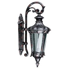Leonardo 1 Light Outdoor Wall Lantern