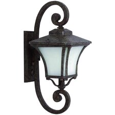 Borrego 1 Light Outdoor Wall Lantern