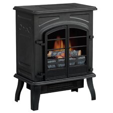Bozeman 220 Square Foot Electric Fireplace Stove