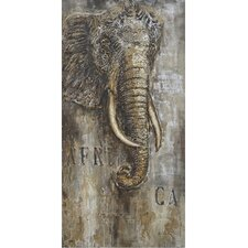 <strong>Yosemite Home Decor</strong> African Mammoth I