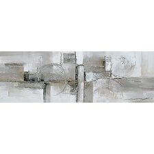 Contemporary & Abstract Art Serenity II Original Painting on Canvas
