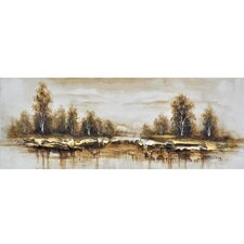 <strong>Yosemite Home Decor</strong> Winter Reverie I Canvas Art