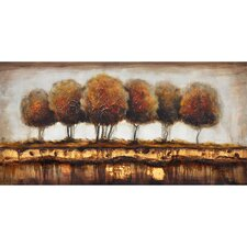 <strong>Yosemite Home Decor</strong> Talking Trees Canvas Art