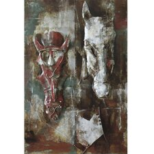 <strong>Yosemite Home Decor</strong> Desert Kings Wall Art