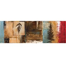 <strong>Yosemite Home Decor</strong> Pressed Leaves II Canvas Art