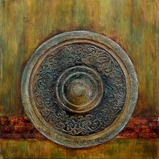 "<strong>Yosemite Home Decor</strong> Shielded Wall Art - 31"" x 31"""