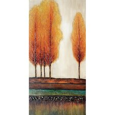 "Autumn Moments I Wall Art - 24"" x 47"""