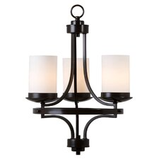 Aster 3 Light Chandelier