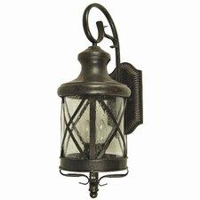 Lorenza 4 Light Outdoor Wall Lantern