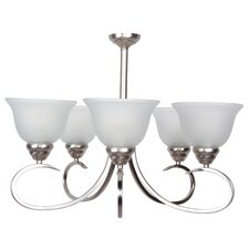 Aulin 5 Light Chandelier