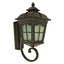 <strong>Yosemite Home Decor</strong> Amelia Outdoor Wall Lantern