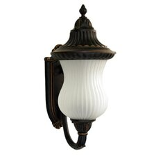 <strong>Yosemite Home Decor</strong> Matteo 1 Light Outdoor Wall Lantern