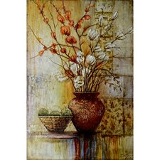 <strong>Yosemite Home Decor</strong> Abstract Arrangements II Wall Art