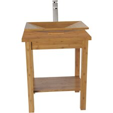 "<strong>Yosemite Home Decor</strong> 22"" Bathroom Vanity"