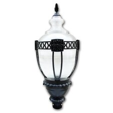 "Outdoor 1 Light 18"" Post Lantern"