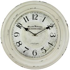 "<strong>Yosemite Home Decor</strong> 15.75"" Wall Clock"