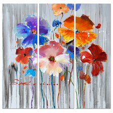 Revealed Artwork Floral Feelings Wall Art